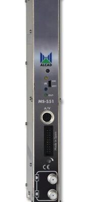 Amplificador MATV ALCAD MS-551