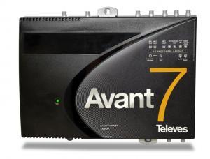 Amplificador Avant 7 7e_2s FM-BIII_DAB-TB-U-U-U-FI (790 MHz)